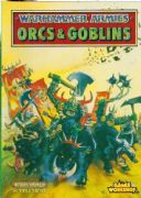 Orcs & Goblins Warhammer Armies rulebook 1993